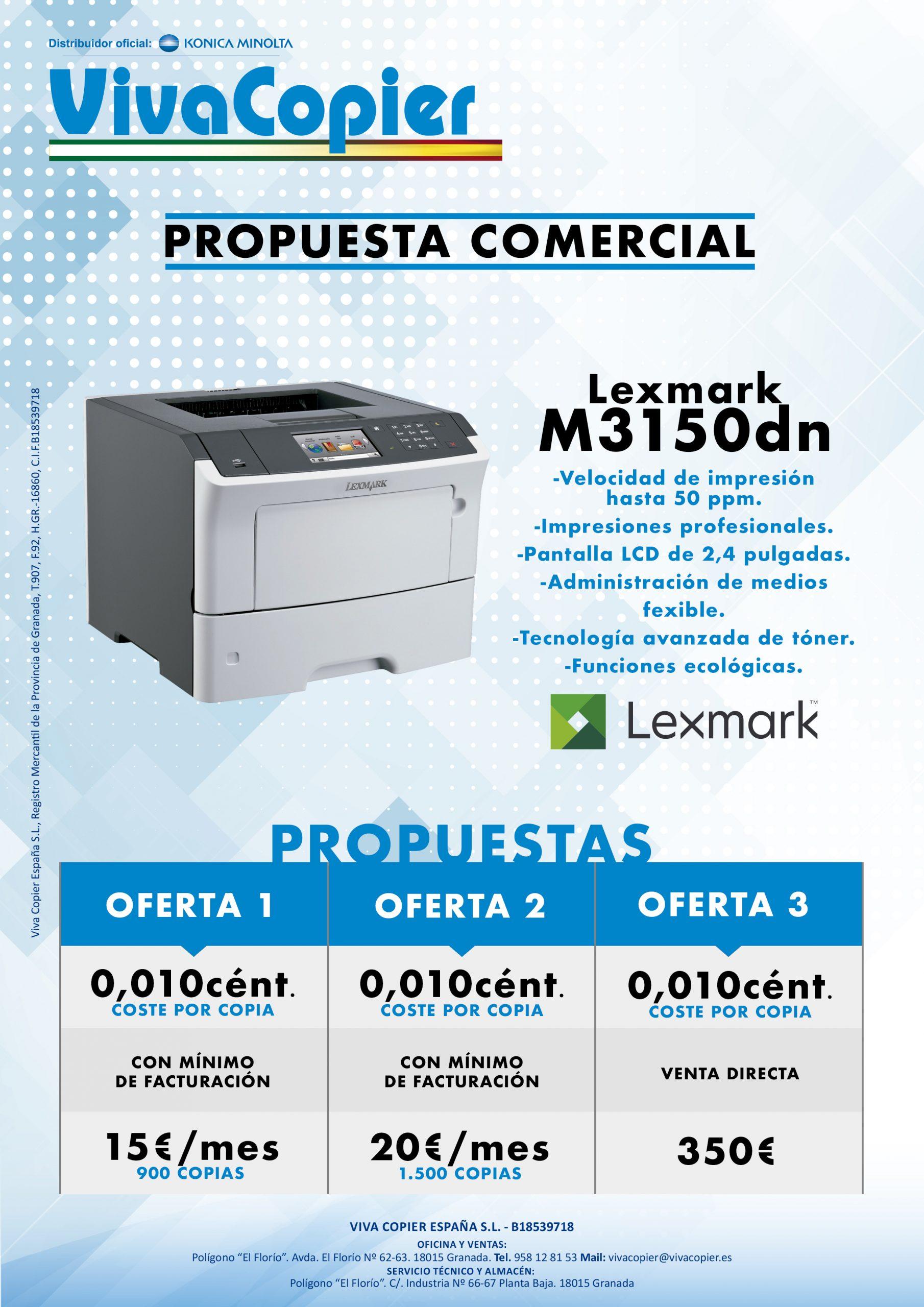 Ofertas soluciones digitales e impresión documental